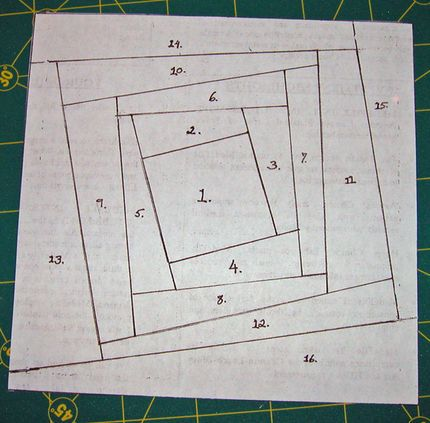 Paper Piecing Patterns Free Printables | How to Quilt with Paper Foundation Piecing