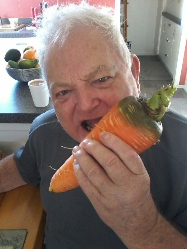 Carrot time