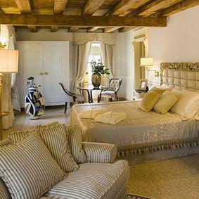 Rooms/Suites - Luxury hotel lake Garda - Hotel 5 star - Relais Villa Cordevigo Bardolino - Cavaion