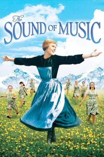 """""""The Sound of Music"""" is one of the 25 best movie musicals of all time.  Re-pinned for you by #EuropassEurope."""
