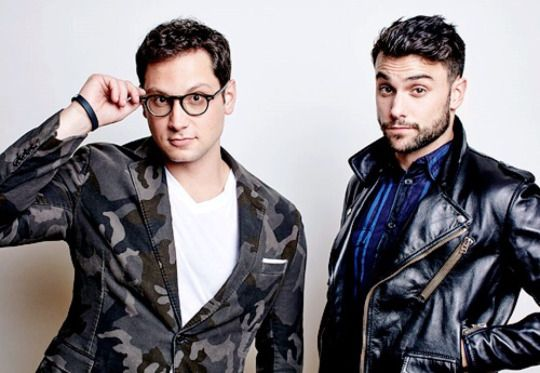 How to get away with Murder ... Asher Millstone and Connor Walsh