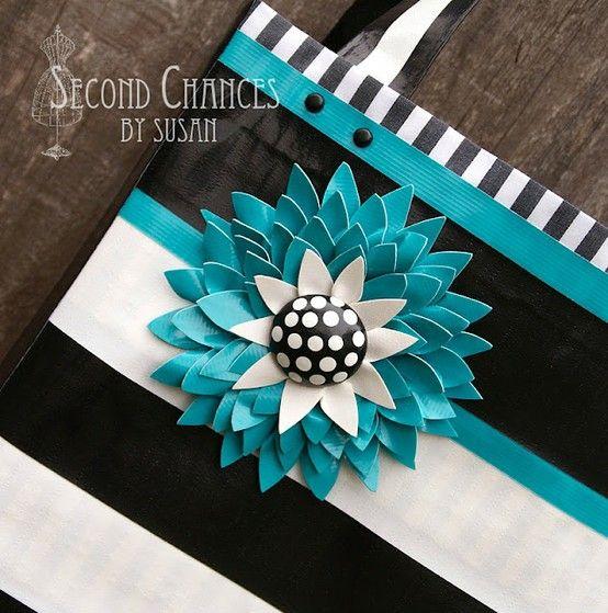 diy crafts duct tape. Black Bedroom Furniture Sets. Home Design Ideas