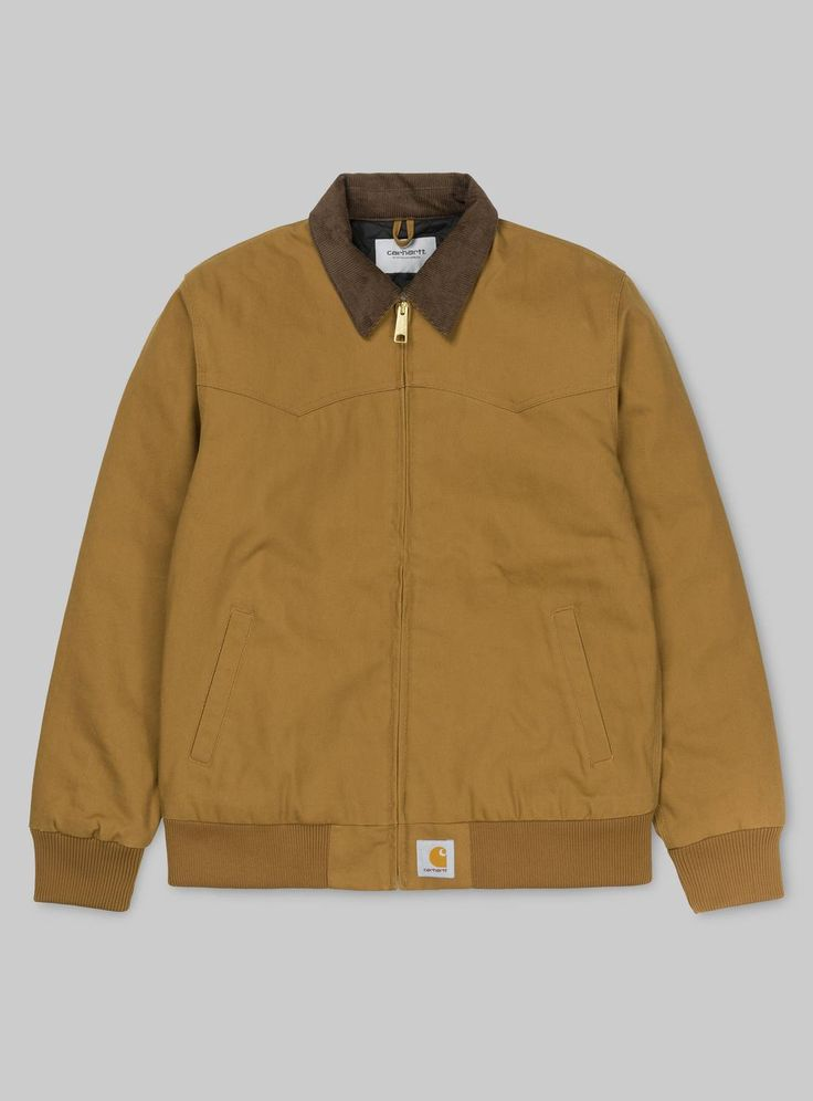 Shop the Carhartt WIP Santa Fe Jacket from the offical online store. | Largest selection | Shipping the same working day.