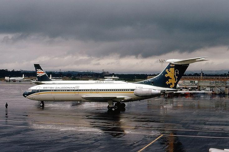 British Caledonian Airways - Vickers VC10