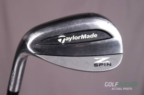 TaylorMade Z Spin Sand Wedge 56 Left-Handed Steel Golf Club #7440