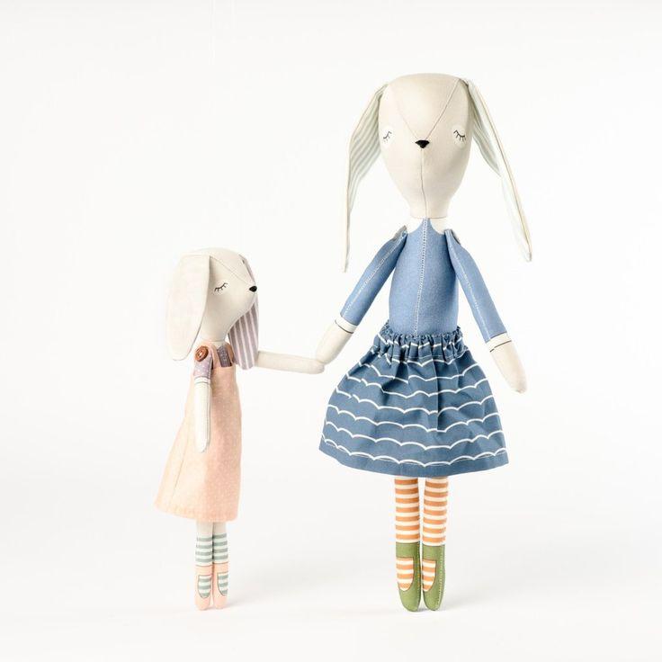 Mrs Bunny Doll. Sarah and Bendrix