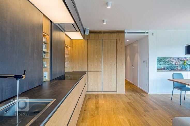 Velkometrážníbyt v rezidenčním objektu Villa Vista je především o výhledu, ke kterému stačilo dodělat interiér, který ho nezkazí. Byt je navzdory…