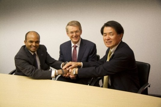 Mercedes, Ford e Nissan se unem por tecnologia de células de combustível