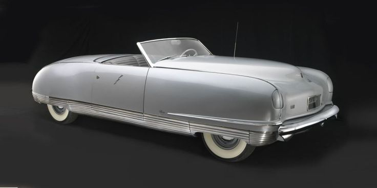 1941 Chrysler Thunderbolt. Collection of Chrysler Group, LLC.