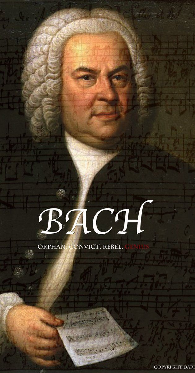 J.S. Bach, orphaned at 10, widowed at 35, 20 children, regarded as the world's greatest composer, challenged the conventions of church, state and society by expressing personal tragedy and hardship with passion, joy and conviction.