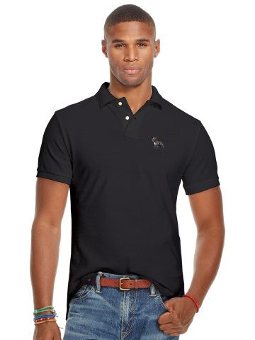 Custom-Fit Dog Polo Shirt - Personalisation Custom Fit - Ralph Lauren UK