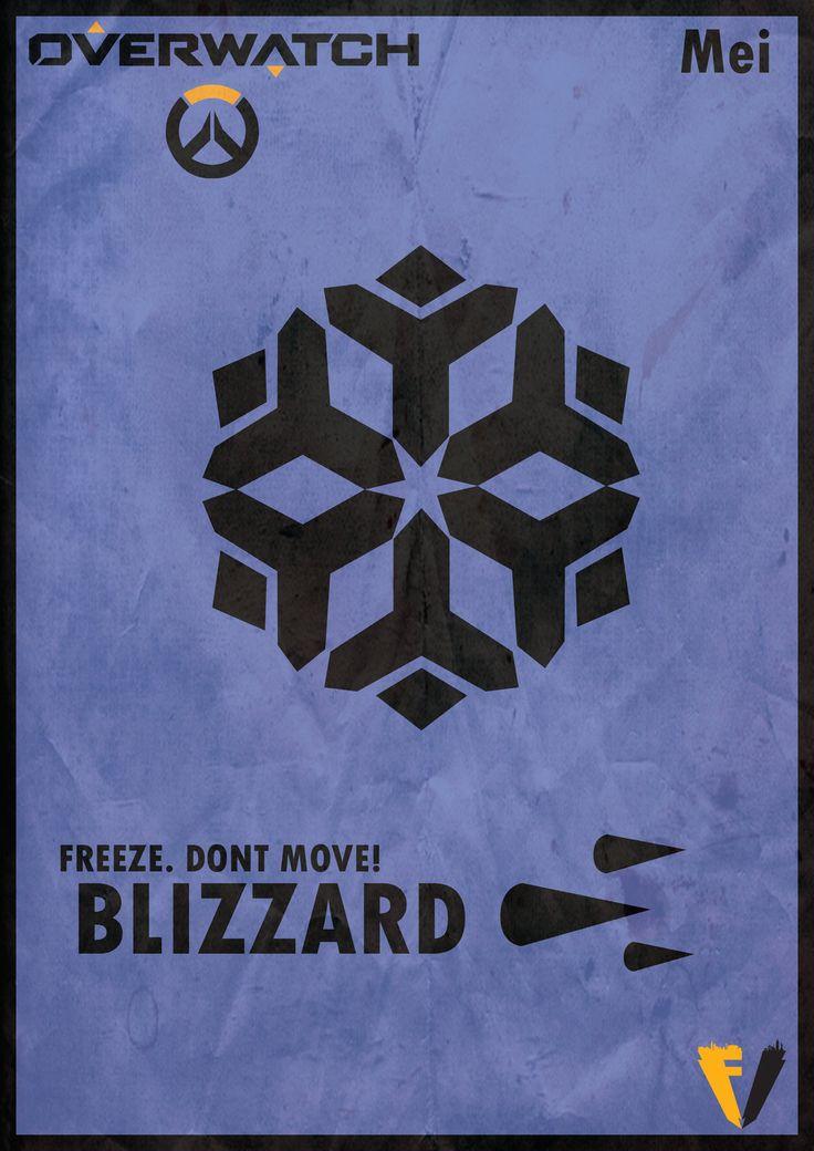 Overwatch Mel - Blizzard  by FALLENV3GAS on DeviantArt