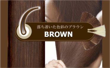 ヘナカラー ブラウン