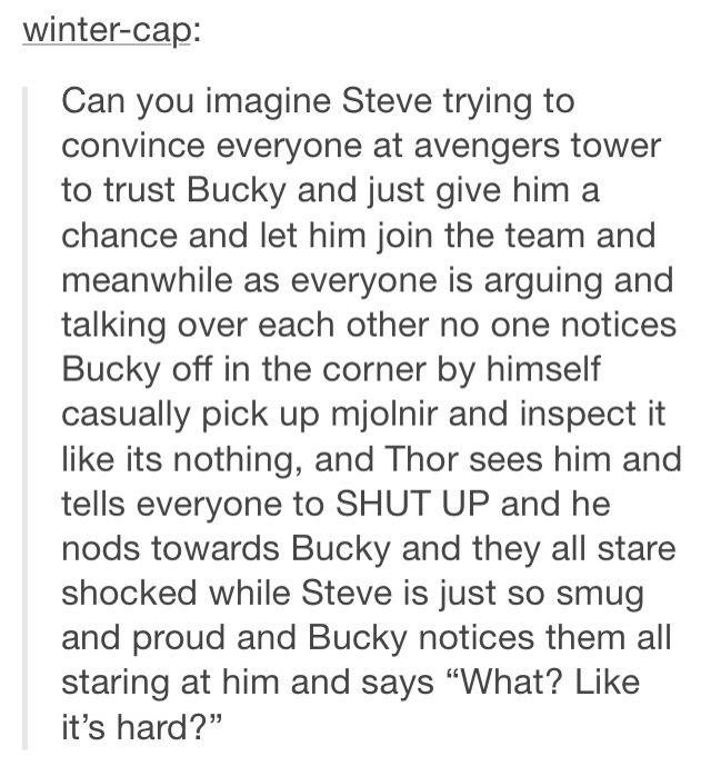 #buckybarnes #steverogers #avengers