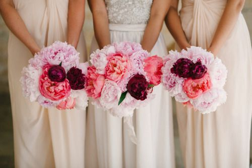 Hello Pretty Things: Wedding Ideas, Wedding Bouquets, Weddings, Bridesmaid, Wedding Flowers, Pink, Dream Wedding, Floral