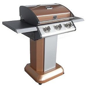 Designed for small capacity cooking and/or use in environments where space is an issue, like a small apartment deck.