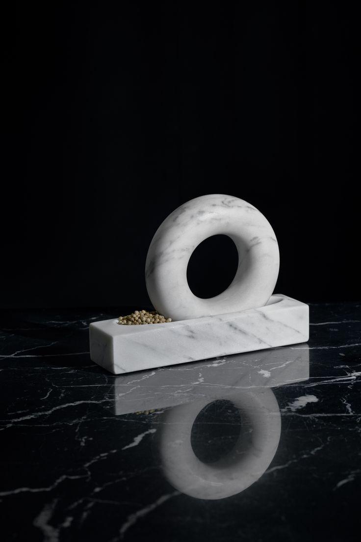 Design House Stockholm: Tondo - ein völlig neuer Mörser