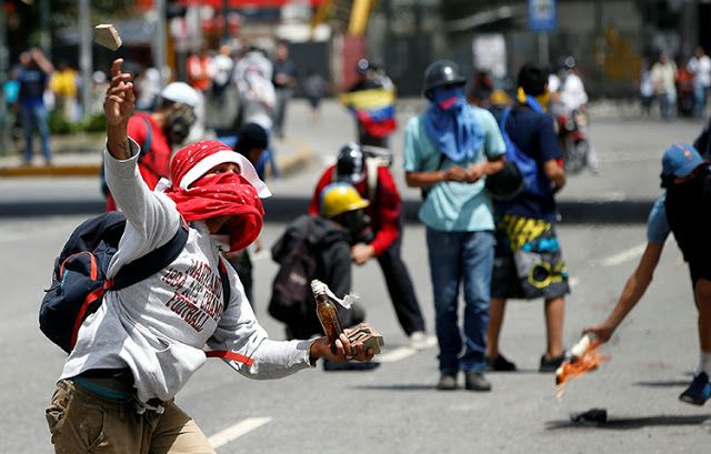 Comparte… Lo que la oposición no quiere contar de los 100 días de protestas en Venezuela (+ Fotos y Video)