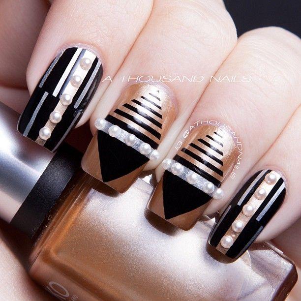 59 best Nail Art Tutorials images on Pinterest | Cute nails, Pretty ...