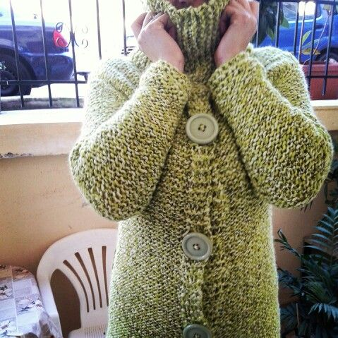 Knitted Cardigan  http://instagram.com/p/vyjxN_gI0t/