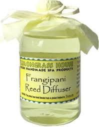 Lemongrass House Frangipani Diffuser does not only release fragrance into your home but also allow the therapeutic properties of Frangipani essential oils into your room to create a relaxing mood  #reed #diffuser #aromatherapy #aromatherapy
