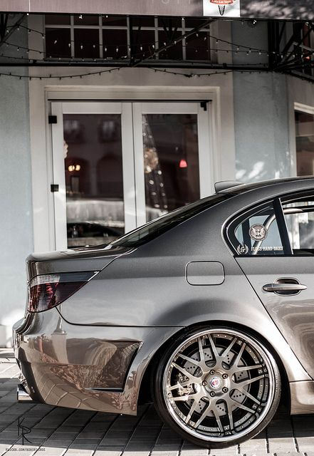 #BMW: A match made in heaven. Spend your time doing something useful this Thanksgiving like drooling over these pics.