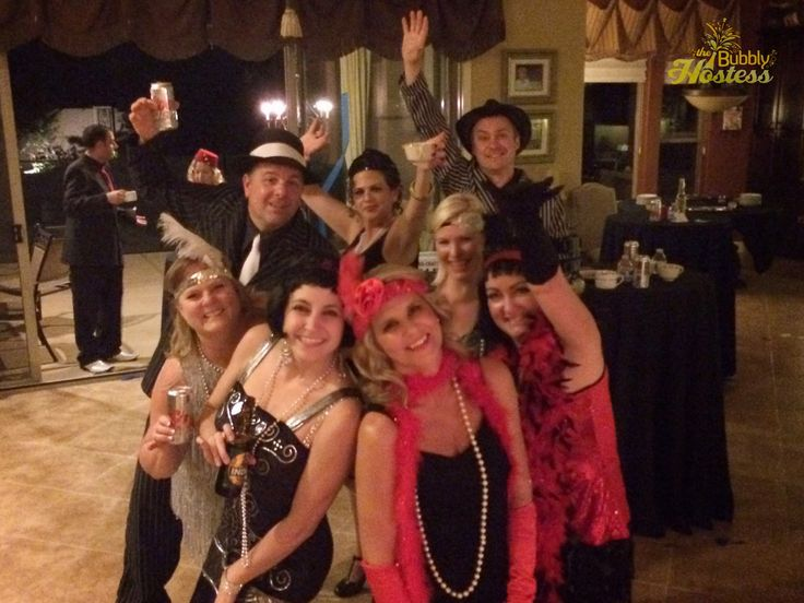 Murder At The Juice Joint - A Murder Mystery Party - Night of Mystery   The Bubbly Hostess
