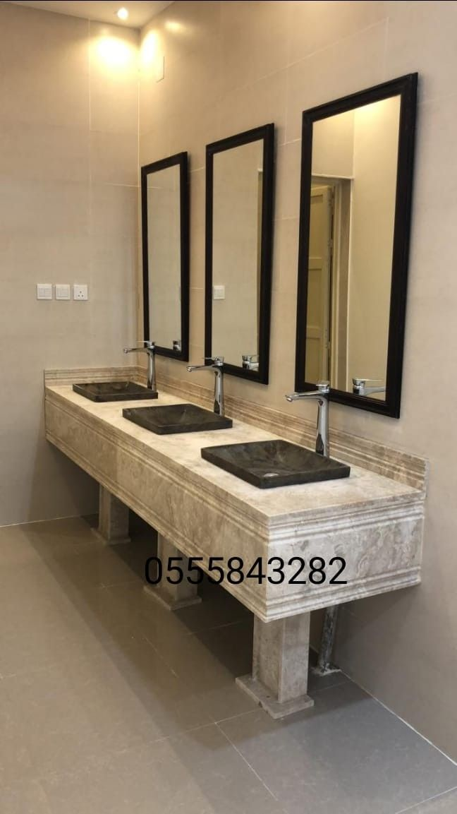 صور مغاسل رخام حمامات ٣ Home Decor Decor Home