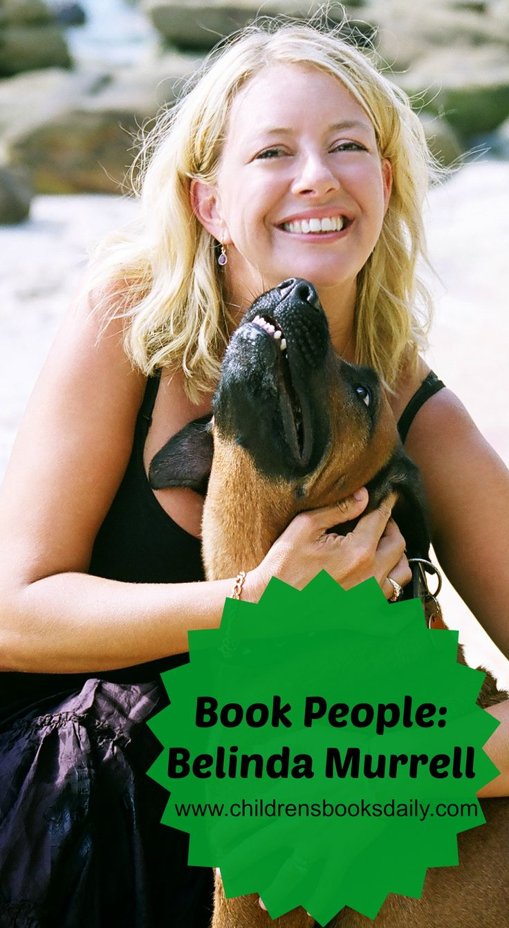 Book People:  Belinda Murrell - Children's Books Daily