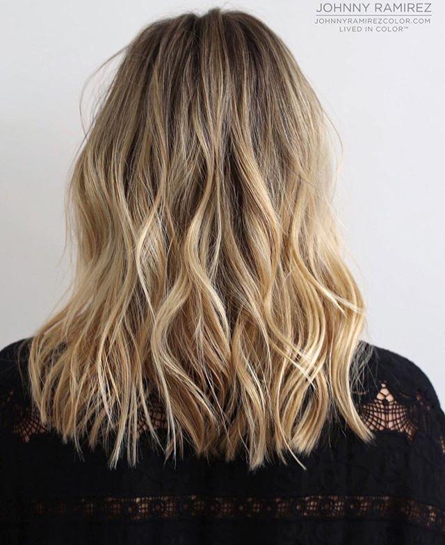 Met lived-in color zal je haarkleur minder snel vervagen of uitgroeien