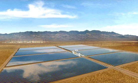 THE WORLD GEOGRAPHY: 6 Largest Solar Thermal Power Stations