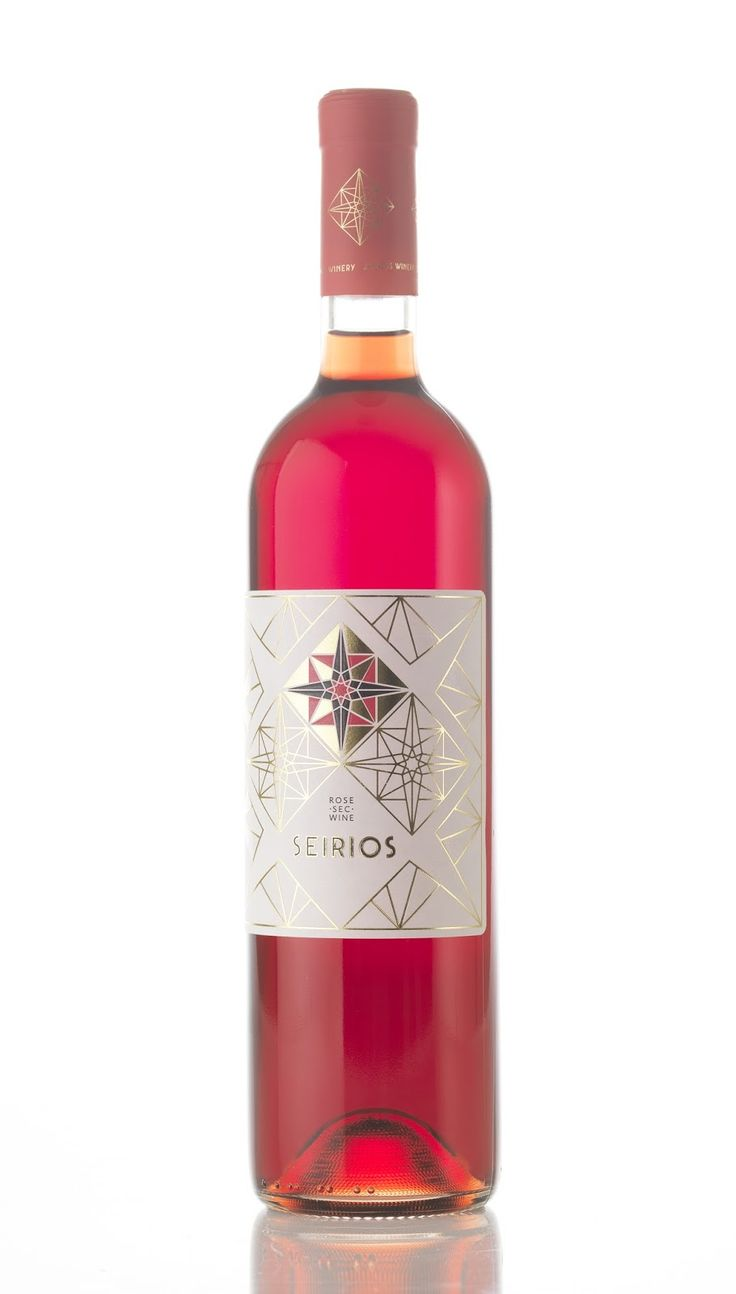 Seirios Rose Wine on Packaging of the World - Creative Package Design Gallery