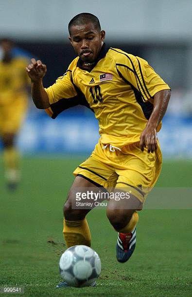 Mohd Nizaruddin Yusoff of Malaysia in actin during the Semi Final Match between Malaysia and Myanmar held at the MABA Stadium Kuala Lumpur Malaysia...