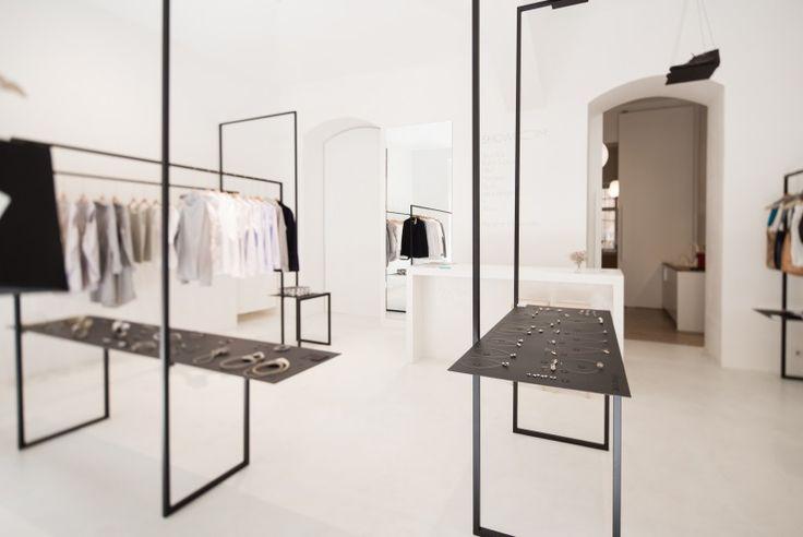 Focení interiéru Showroom v Klimentské 3 a