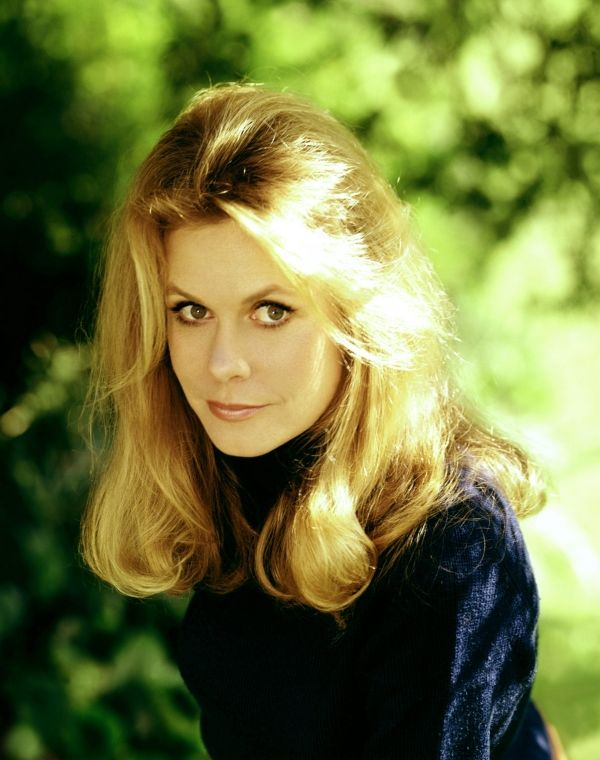 Elizabeth Montgomery - actress from ' Bewitched, amongst others
