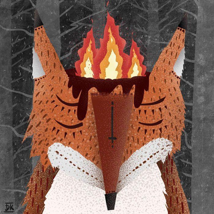 illustration by DAVID KURNAVKA, illustrator represented by OWL Illustration agency www.owlillustration.com