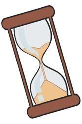 las 25 mejores ideas sobre reloj de arena dibujo en