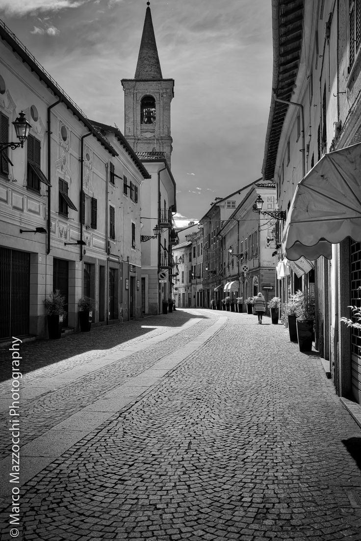 Novi Ligure, Via Roma
