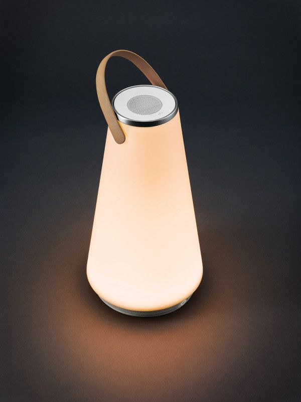 UMA Sound Lantern – Portable Light + Speaker by Pablo Designs