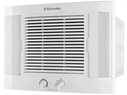 Ar-Condicionado de Janela Electrolux 7500 BTUs - Quente/Frio EC07R com as melhores condições você encontra no Magazine…
