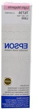 Чернила Epson T6736 для L800/L1800/L810/L850 70 мл, Светло-пурпурный C13T67364A