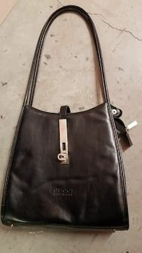 80c46d742468 black Gucci leather tote bag in Loganville - letgo | For Sale ..... | Bags,  Tote Bag, Buy, sell