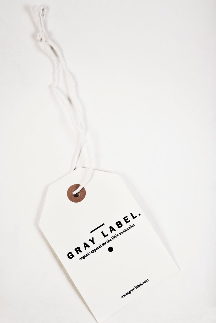 Gray Label, organic apparel for the little minimalist. - We are very excited to introduce you to Gray Label; organic apparel for the little...