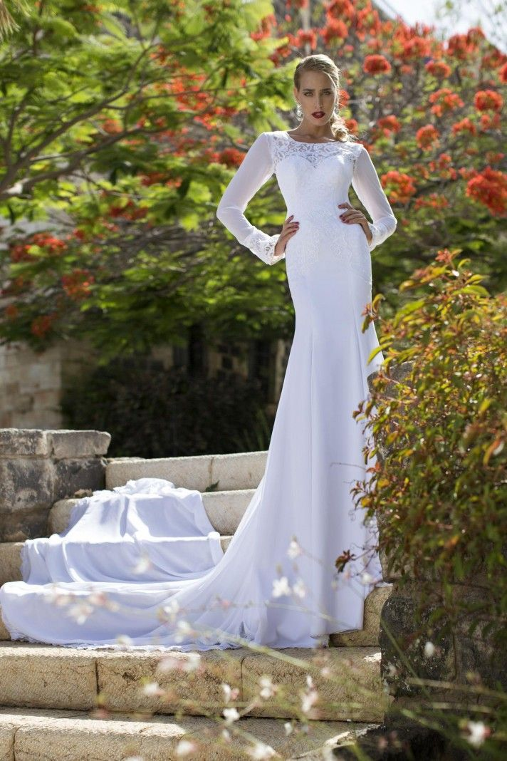 Vestiti da sposa collezione 2015, tessuti utilizzati, pizzo tulle chiffon