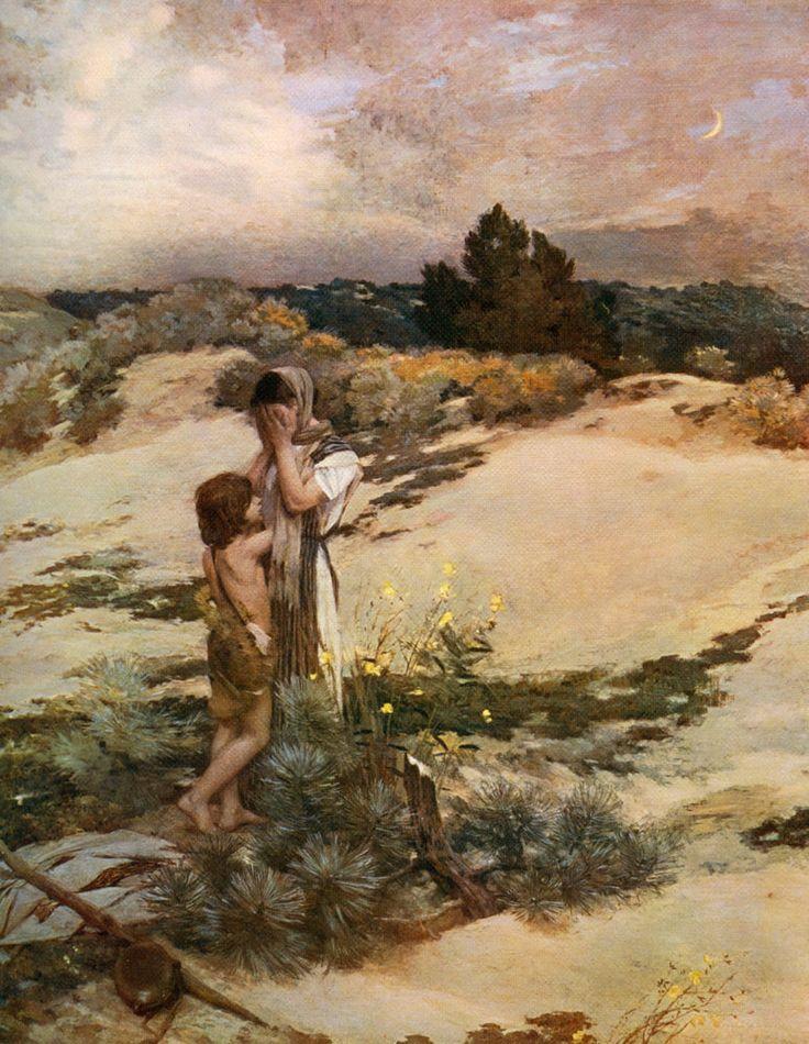 Ishmael the Archer' Painter:  James Tissot: