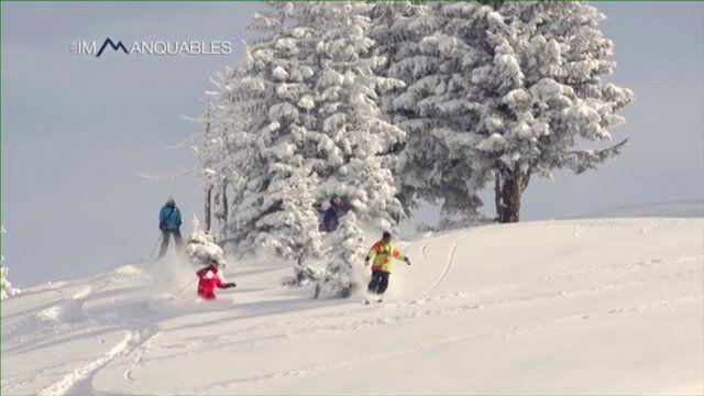 Connaissez-vous le Val d'Arly ? Connaissez-vous les Portes du Mont-Blanc ? Après ce reportage, vous n'aurez qu'une envie... venir et revenir nous voir ;)