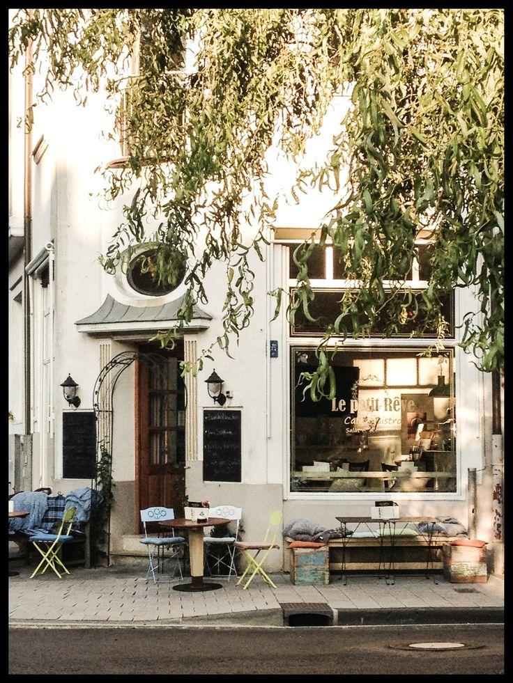 Münster auf den 2. Blick : Le petit Rêve, Gertrudenstraße. #Kreuzviertel #Münster #Germany
