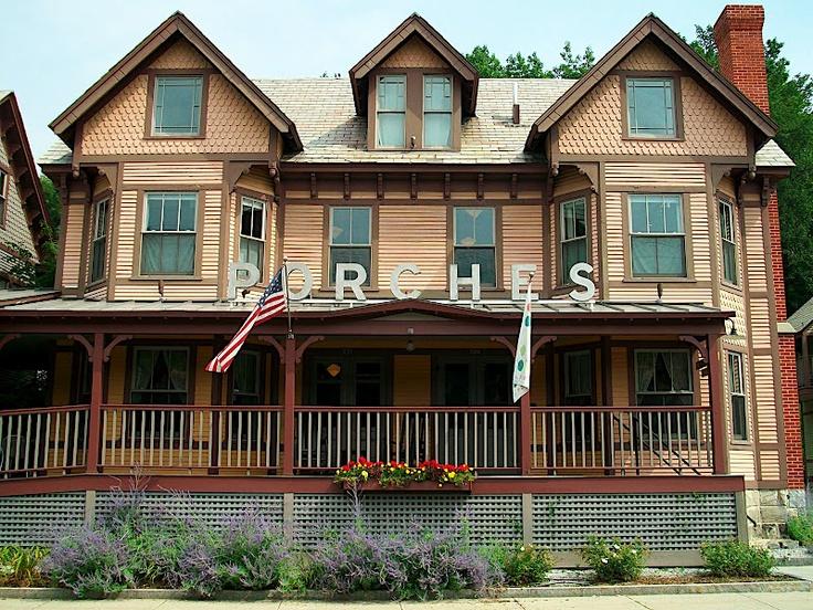 The Porches Inn - North Adams, MA