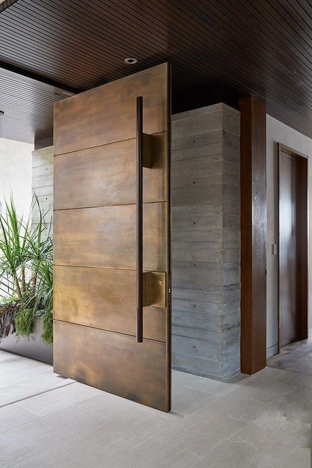 Matte Bronze Door Design Aluminr Bespoke Luxury Door Manufacturers Door Design Modern Front Door Design Beautiful Front Doors