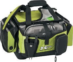 Cabela's X-50 Tackle Bag With Boxes and Bait Binder